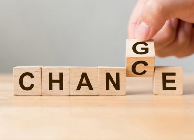 Determining the Pace of Change in Business